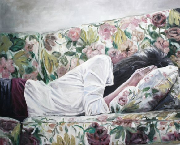 Ditte Ejlerskov, dansk kunst, Danish art, contemporary portrait painting, portrætmaleri, samtida porträttmåleri, dansk maleri, Danish painting, figurative painting, figurativt maleri, skandinaviskt måleri, skandinavisk maleri, Scandinavian painting